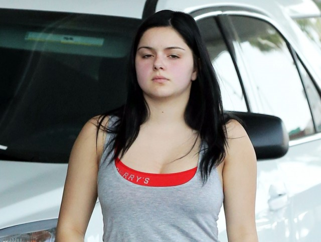 If you didn t know ariel winter became a legally emancipated minor