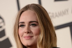 51971555 Celebrities arriving at the 58th Annual Grammy Awards at the Staples Center in Los Angeles, California on February 15, 2016. Celebrities arriving at the 58th Annual Grammy Awards at the Staples Center in Los Angeles, California on February 15, 2016.  Pictured: Adele FameFlynet, Inc - Beverly Hills, CA, USA - +1 (310) 505-9876 RESTRICTIONS APPLY: NO FRANCE
