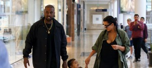 51995329 Kim Kardashian and Kanye West take their daughter North West to a birthday party at 'Build A Bear' at the Westfield Mall in Culver City on March 13, 2016. FameFlynet, Inc - Beverly Hills, CA, USA - +1 (310) 505-9876