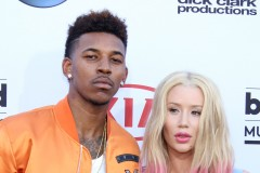 51745622 Celebrities arriving at the 2015 Billboard Music Awards at MGM Garden Arena on May 17, 2015 in Las Vegas, Nevada. Celebrities arriving at the 2015 Billboard Music Awards at MGM Garden Arena on May 17, 2015 in Las Vegas, Nevada.  Pictured: Iggy Azalea, Nick Young FameFlynet, Inc - Beverly Hills, CA, USA - +1 (310) 505-9876