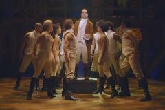 Hamilton Musical Screenschot