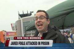 Jared Fogle Assaulted in prison