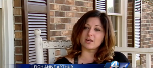 Leigh Anne Arthur Stolen Nudes