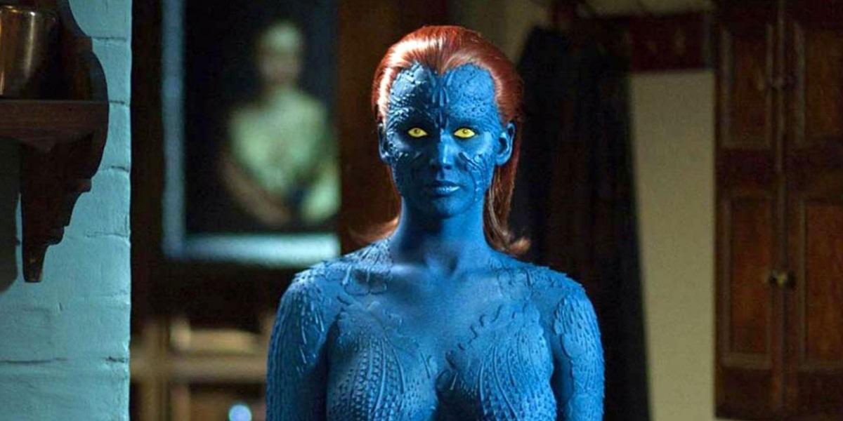 X Men First Class Jennifer Lawrence Jennifer Lawrence Is S...