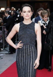 52000703 Celebrities attend the Jameson Empire Awards at the Grosvenor House Hotel in London, England, UK on March 20, 2016. Celebrities attend the Jameson Empire Awards at the Grosvenor House Hotel in London, England, UK on March 20, 2016. Pictured: Daisy Ridley FameFlynet, Inc - Beverly Hills, CA, USA - +1 (310) 505-9876 RESTRICTIONS APPLY: USA/CHINA ONLY
