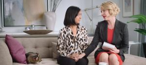 Katherine Heigl Cat Litter Commercial