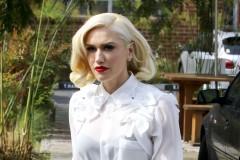51986443 Gwen Stefani visits a studio in Culver City on March 03, 2015. FameFlynet, Inc - Beverly Hills, CA, USA - +1 (310) 505-9876