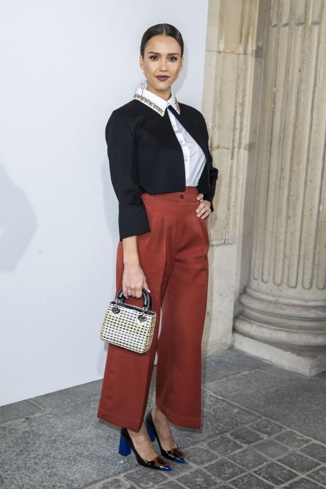 Paris Fashion Week Womenswear Fall Winter 2016 2017 Christian Dior Photocall 206429
