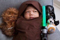 Mark Zuckerberg Star Wars Baby