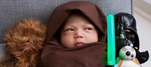 Mark Zuckerberg Star Wars Baby