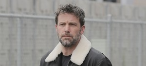 Ben Affleck in Santa Monica