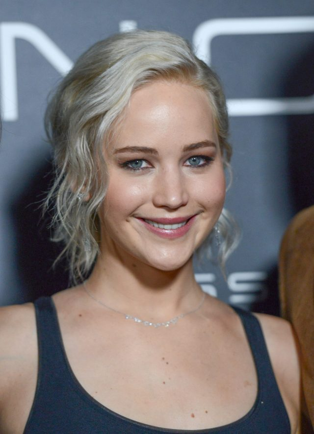 52022479 Celebrities attend the Sony presentation held at the Caesars Palace in Las Vegas, Nevada on April 12, 2016. Celebrities attend the Sony presentation held at the Caesars Palace in Las Vegas, Nevada on April 12, 2016.  Pictured: Jennifer Lawrence FameFlynet, Inc - Beverly Hills, CA, USA - +1 (310) 505-9876 RESTRICTIONS APPLY: NO FRANCE