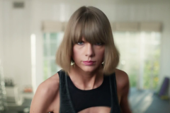 Taylor Swift Apple Commercial