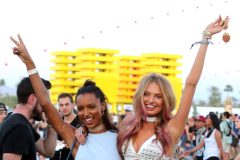 52027094 Celebrities at Day 2 of first weekend of The Coachella Valley Music and Arts Festival in Coachella, California on April 16, 2015. Celebrities at Day 2 of first weekend of The Coachella Valley Music and Arts Festival in Coachella, California on April 16, 2015. Pictured: Romee Strijd, Jasmine Tookes FameFlynet, Inc - Beverly Hills, CA, USA - +1 (310) 505-9876