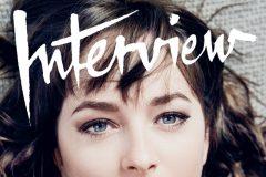 Dakota Johnson, Interview Magazine