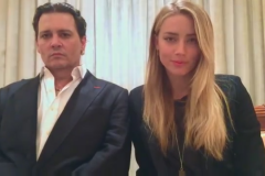 Johnny Depp Amber Heard Apology Video