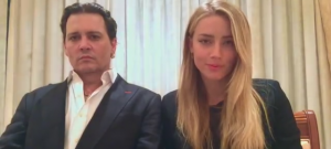 Johnny Depp Amber Heard Apology Video