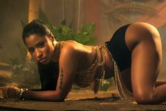 Nicki Minaj Anaconda Screenshot