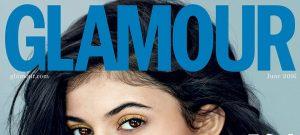 Kylie Jenner, Glamour UK