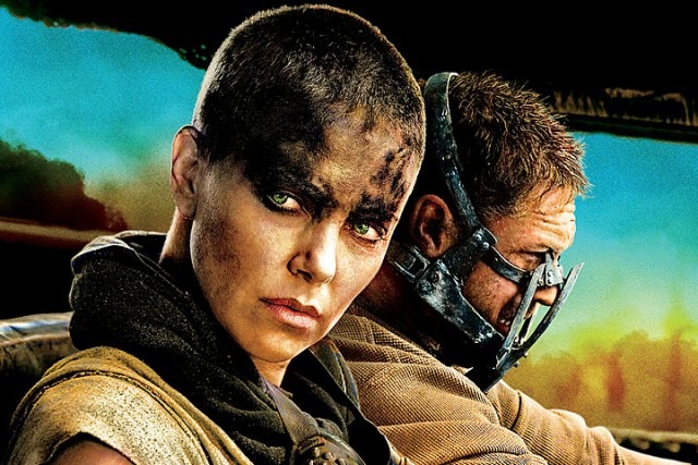 Mad Max Charlize Theron Tom Hardy