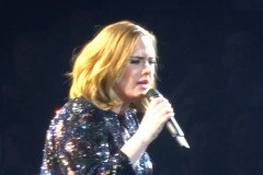 Adele's PA Cuts Out