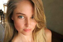 Genevieve Morton Selfie