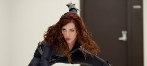 Scarlet Johansson as Black Widow