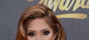 52018962 Celebrities attend the 2016 MTV Movie Awards at Warner Bros. Studios on April 9, 2016 in Burbank, California Celebrities attend the 2016 MTV Movie Awards at Warner Bros. Studios on April 9, 2016 in Burbank, California  Pictured: Farrah Abraham FameFlynet, Inc - Beverly Hills, CA, USA - +1 (310) 505-9876 RESTRICTIONS APPLY: NO FRANCE