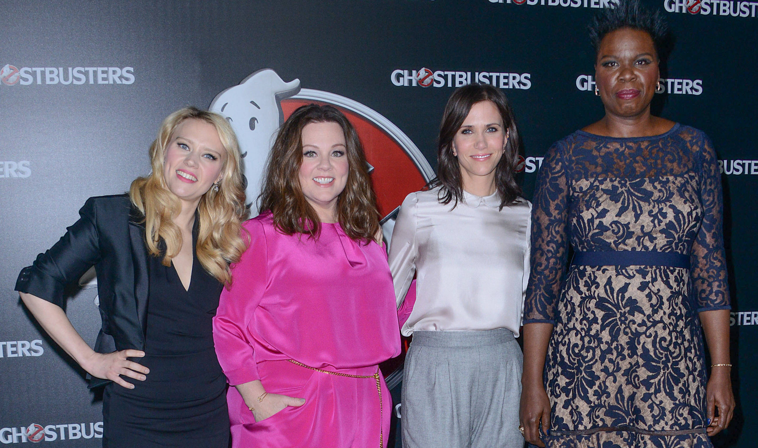 Melissa McCarthy Continues to Defend 'Ghostbusters'