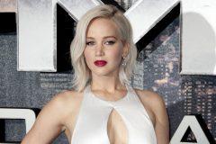 Jennifer Lawrence X-Men Premiere Londo