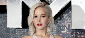 Jennifer Lawrence X-Men Premiere Londo
