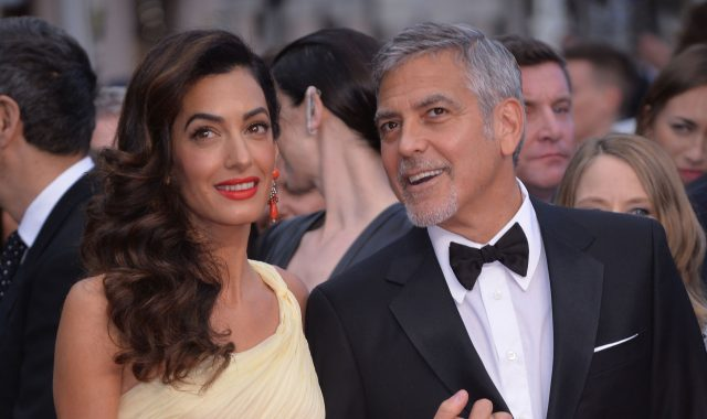 George Clooney Is Going to Shut Down an Entire Tabloid Over Photos of His Twins