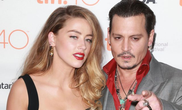 Johnny Depp Won't Stop Until He Clears His Name