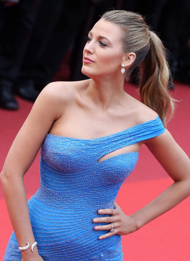 """The 69th Annual Cannes Film Festival - """"The BFG"""" Premiere ... Blake Lively Movies"""