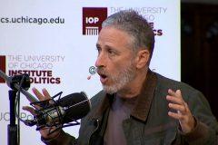 Jon Stewart David Axelrod