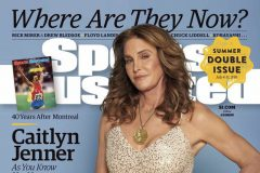 Caitlyn Jenner Sports Illustrated Cover