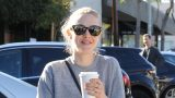51935135 'Twin Peaks' actress Amanda Seyfried spotted out for lunch at Gracias Madre in West Hollywood, California on December 23, 2015. Rumors have been swirling recently that Amanda broke up with long time boyfriend Justin Long to hook up with Thomas Sadoski. FameFlynet, Inc - Beverly Hills, CA, USA - +1 (310) 505-9876