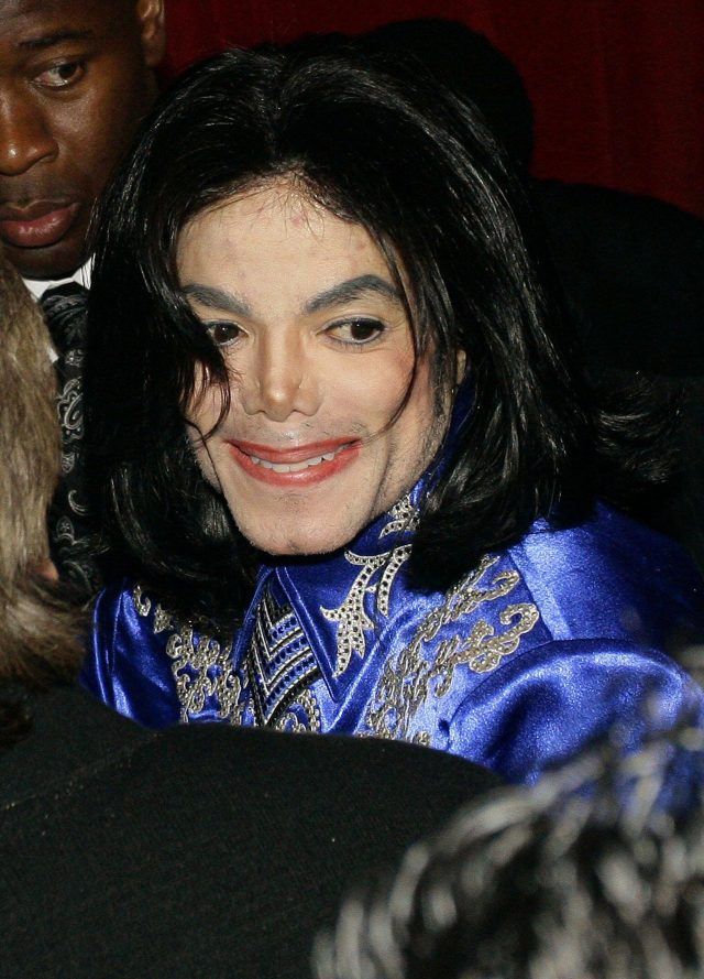 50178950 05-23-08 Los Angeles, CA  Michael Jackson at Christian Audigier's 50th birthday bash at the Peterson Automotive Museum, Los Angeles, CA...  Non-Exclusive Pix by Most Wanted/Flynet ©2008 818-307-4813  Nicolas 323-833-7042  Nicolas 323-974-6007  Jay 310-466-8617  Scott FameFlynet, Inc - Beverly Hills, CA, USA - +1 (310) 505-9876