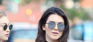 Kendall Jenner Nipple Ring