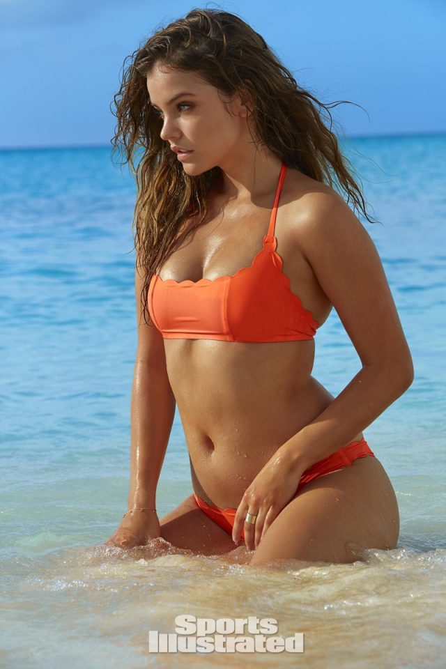 Barbara Palvin Named SI Rookie of the Year