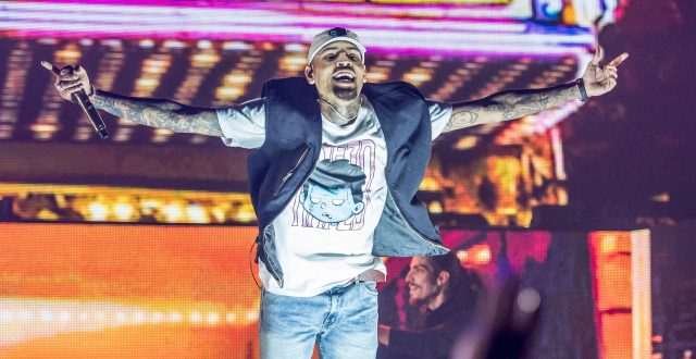 Hey, It's Me, Chris Brown. Remember When I Punched You In the Face?