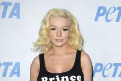 52085639 Celebrities arrive at the LA Launch Party for Prince's PETA Song at PETA on June 7, 2016 in Los Angeles, California. Celebrities arrive at the LA Launch Party for Prince's PETA Song at PETA on June 7, 2016 in Los Angeles, California. Pictured: Courtney Stodden FameFlynet, Inc - Beverly Hills, CA, USA - +1 (310) 505-9876