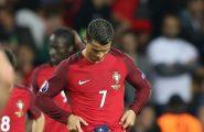 UEFA Euro 2016 Soccer Match Portugal Vs Austria