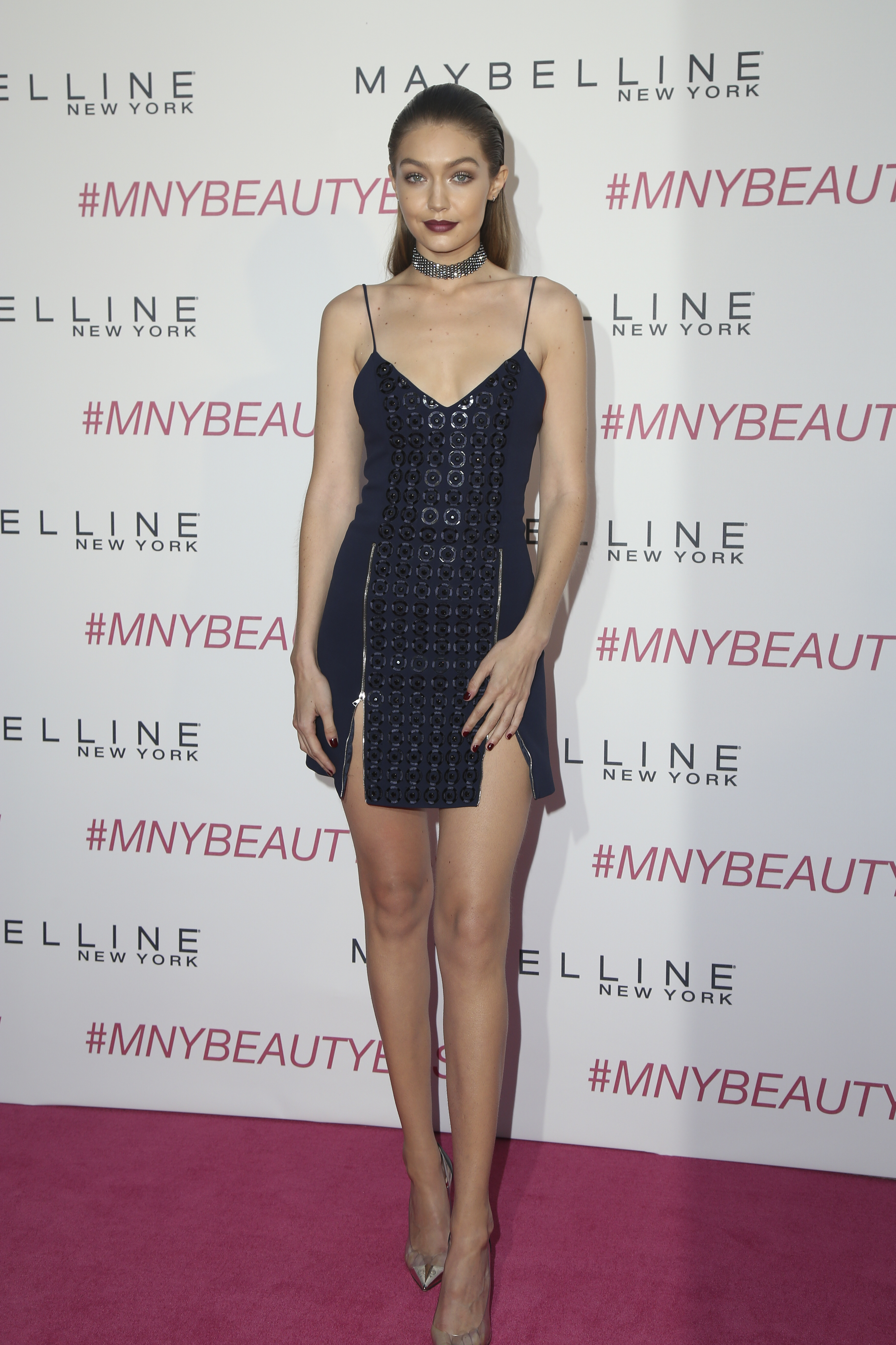 52081333 Celebs Attend the Maybelline New York Beauty Bash on June 3, 2016. FameFlynet, Inc - Beverly Hills, CA, USA - +1 (310) 505-9876
