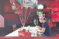 hailee forever alone birthday party