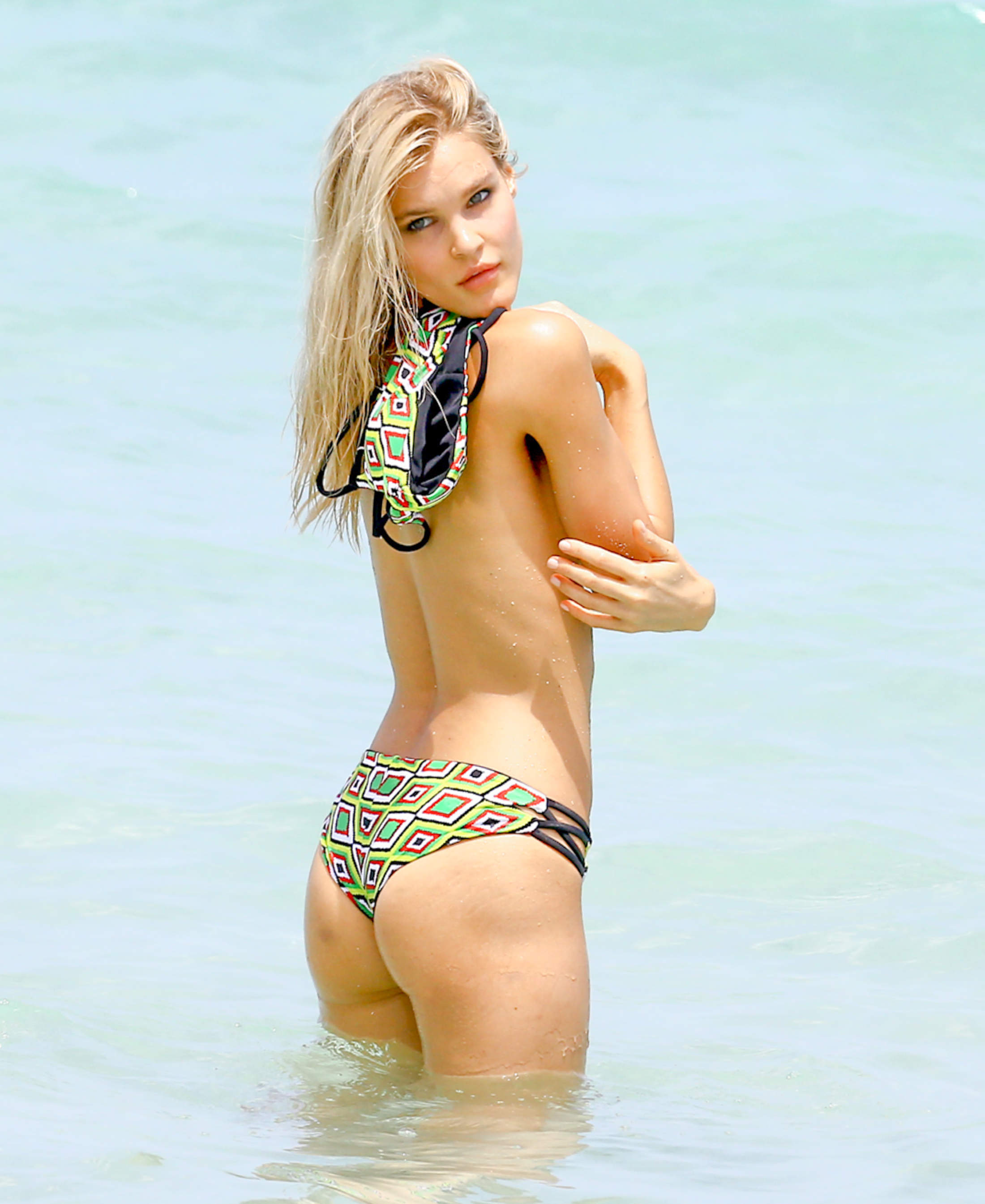 Joy Corrigan Naked joy corrigan shows off her bikini body in miami | 210486