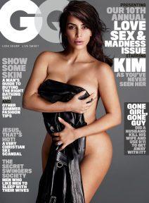 Kim Kardashian, GQ, 2016