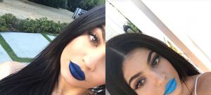 kylie jenner new lipstick