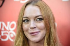 52086962 Actress Lindsay Lohan at the 'Uno de 50' Jewelry Line event in Madrid, Spain on June 9, 2016. FameFlynet, Inc - Beverly Hills, CA, USA - +1 (310) 505-9876 RESTRICTIONS APPLY: USA/AUSTRALIA ONLY