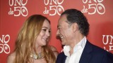 52086967 Actress Lindsay Lohan at the 'Uno de 50' Jewelry Line event in Madrid, Spain on June 9, 2016. FameFlynet, Inc - Beverly Hills, CA, USA - +1 (310) 505-9876 RESTRICTIONS APPLY: USA/AUSTRALIA ONLY